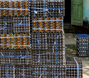 Egg storage Stock Photography