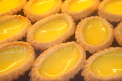 Egg Tart Royalty Free Stock Image