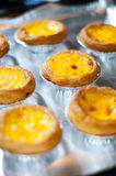 Egg tart Royalty Free Stock Photography