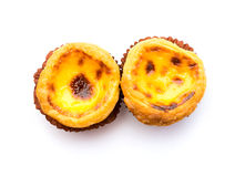 Egg Tarts Royalty Free Stock Photography