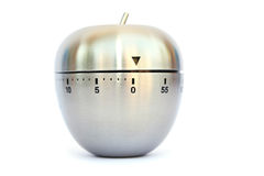 Egg timer Royalty Free Stock Photos