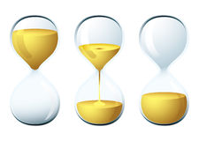 Egg timer Royalty Free Stock Photography