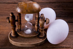 Egg timer Royalty Free Stock Image