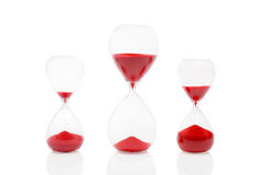 Egg Timers Royalty Free Stock Images