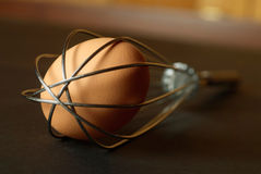 Egg whisk Royalty Free Stock Photos