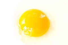 Egg yolk Royalty Free Stock Photography