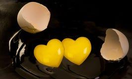 Egg Yolk. Royalty Free Stock Photo