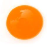 Egg yolk Royalty Free Stock Image