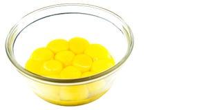 Egg Yolks IV Stock Photo