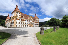 Eggenberg castle in Graz Royalty Free Stock Images