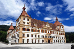 Eggenberg castle in Graz Royalty Free Stock Image