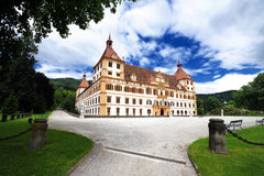 Eggenberg castle in Graz Stock Images