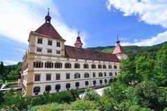 Eggenberg Castle in Graz, Austria Stock Photo