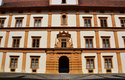 The Eggenberg castle in Graz Stock Images