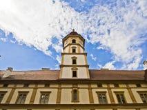 Eggenberg slott Arkivbild