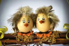 Eggheads Imagens de Stock Royalty Free