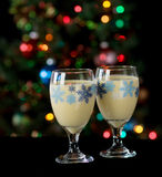 Eggnog Royalty Free Stock Photography