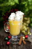 Eggnog Royalty Free Stock Images