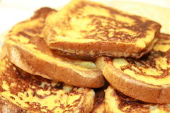 Eggnog French Toast Royalty Free Stock Photo