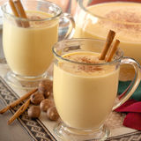 Eggnog Royalty Free Stock Image