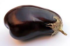 Eggplant. Isolated on white background Royalty Free Stock Photos