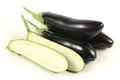 Eggplant Stock Photography