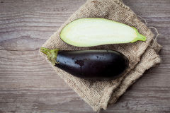 Eggplant Royalty Free Stock Images