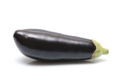 Eggplant. A very fresh eggplant on white background Stock Photo