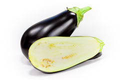 eggplant Foto de Stock Royalty Free