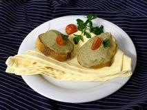 Eggplant caviar 3 Royalty Free Stock Image