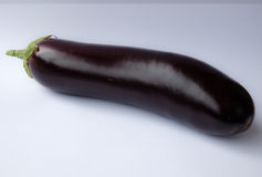 Eggplant. And fresh vegetables provide healthy cooking Royalty Free Stock Photography