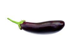 Eggplant isolated on a white Stock Photo