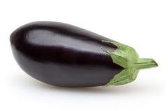 Eggplant isolated on white Royalty Free Stock Photography