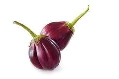 Eggplant isolated on white background. Beautiful Vegetable isolate on white background Royalty Free Stock Photo