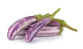 Eggplant isolated on a white background Stock Image