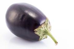 Eggplant isolated on white Stock Photography