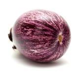 Eggplant isolated on white Stock Images