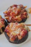 Eggplant parmesan Royalty Free Stock Images
