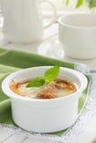 Eggplant parmigiano Stock Image