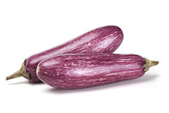 Eggplant purple Royalty Free Stock Photos