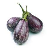 Eggplant varieties of graffiti Royalty Free Stock Photography