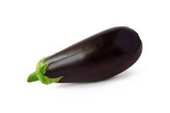 Eggplant on white background Stock Photography