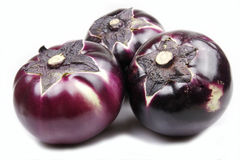 Eggplants Royalty Free Stock Image