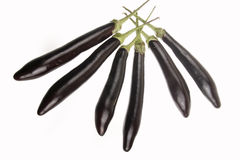 Eggplants Royalty Free Stock Photography