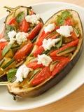 Eggplants Stock Image