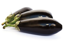 Eggplants Royalty Free Stock Photo