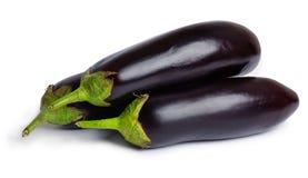 Eggplants (aubergines) Royalty Free Stock Images
