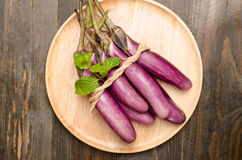 Eggplants Royalty Free Stock Image