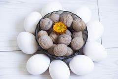 eggs гайки Стоковые Фото