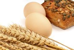 eggs жизнь все еще Стоковые Изображения RF